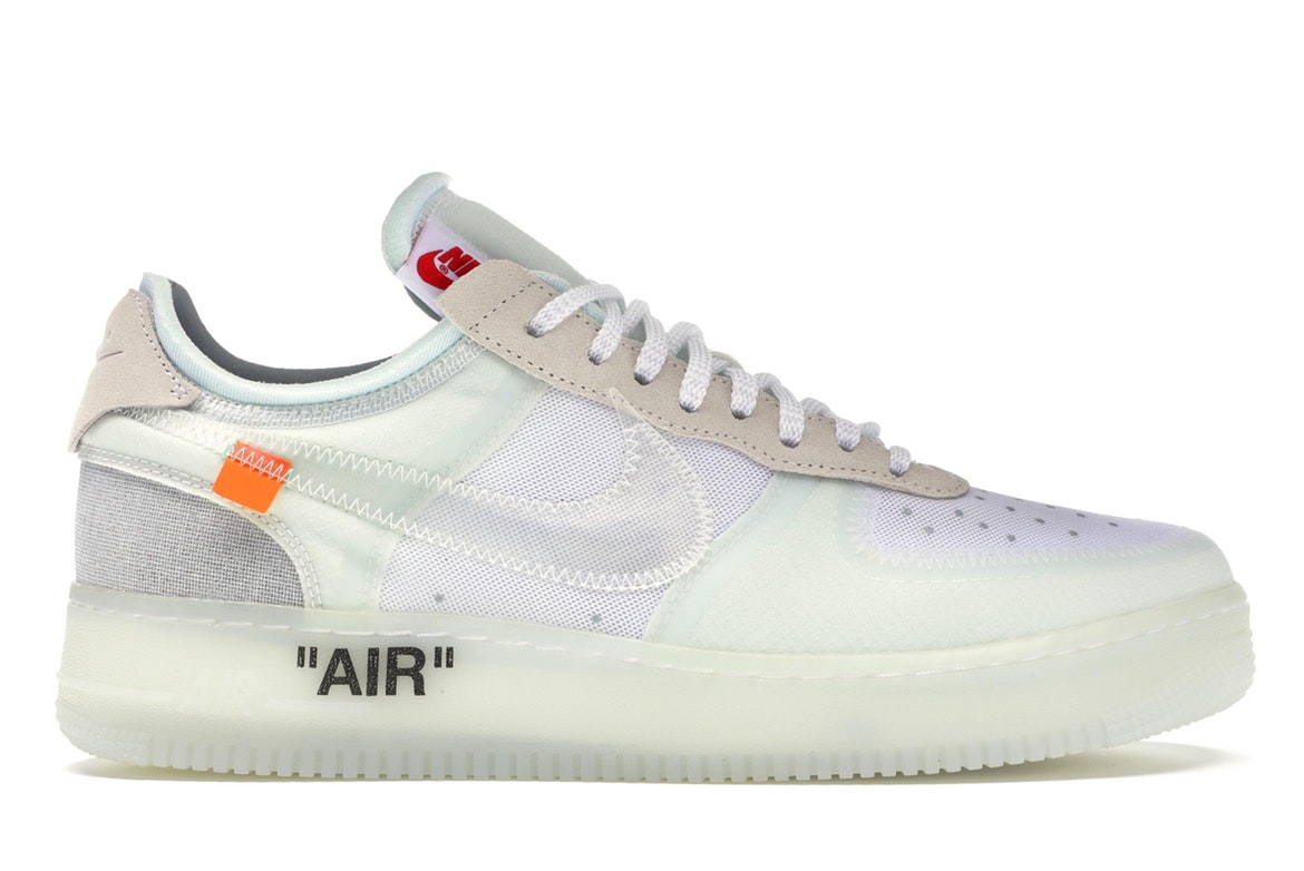 nike off white air force