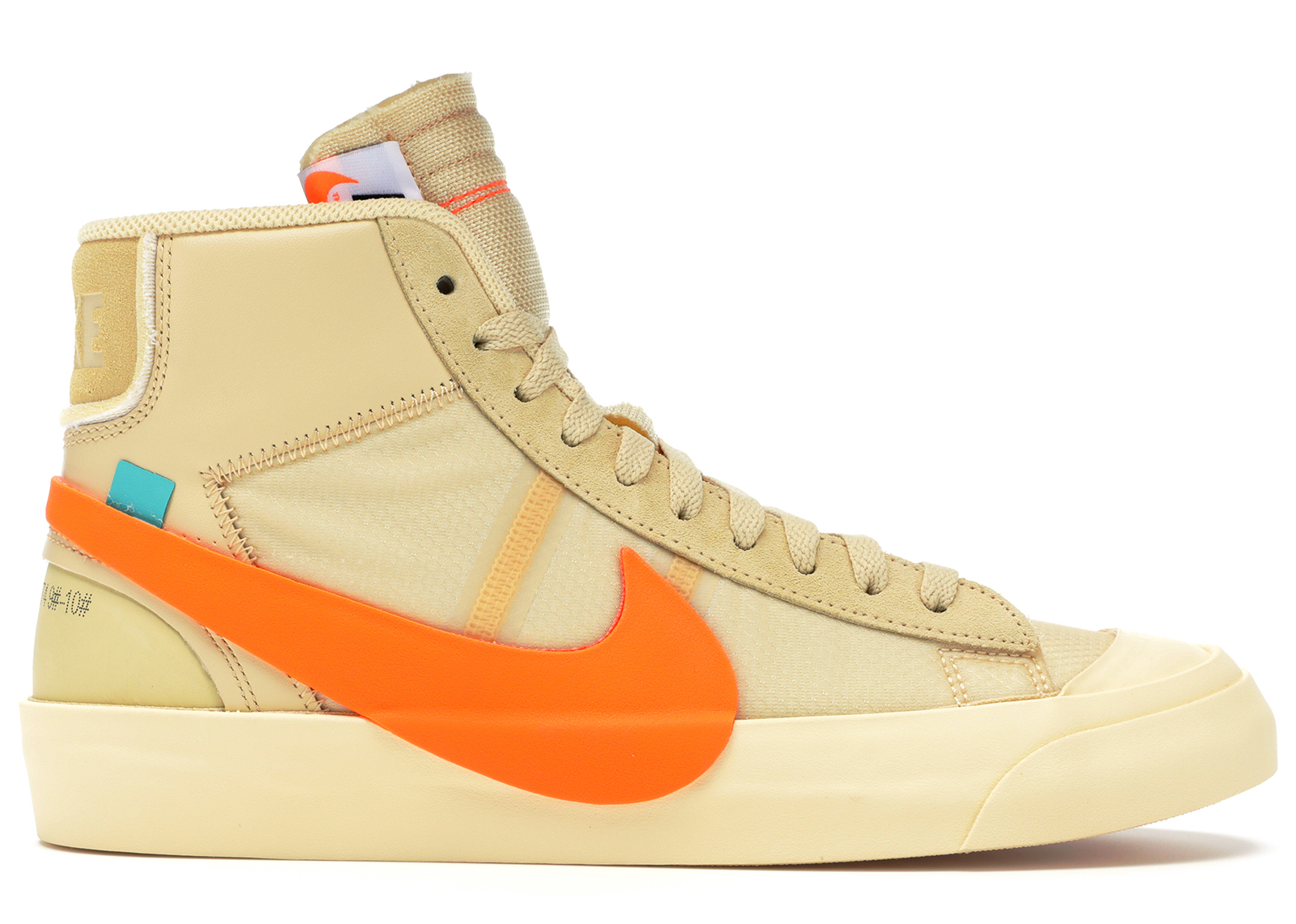 nike off white blazer