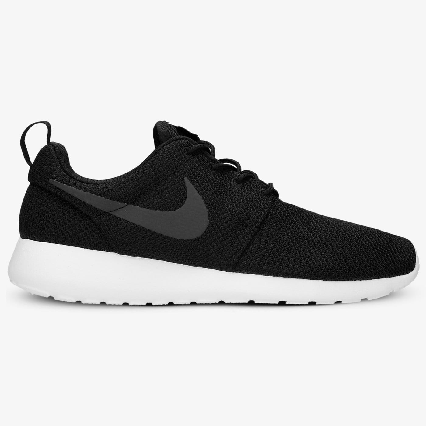 NIKE ROSHE RUN 46, US12, UK11, all black EUR 19,29